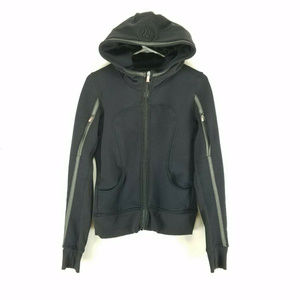 Lululemon Uba Reflective Hoodie Zip Up Jacket